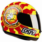 Rossi Sun and Moon helmet