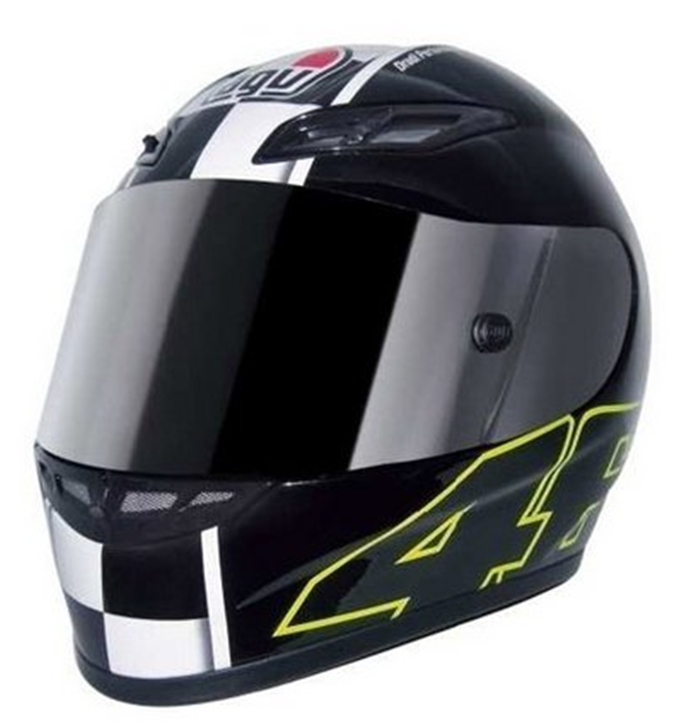Buy AGV GP-Tech Celebr-8 Rossi Replica Helmet
