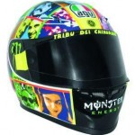 AGV GP Tech Rossi limited edition Faces helmet