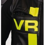 Dainese VR46 Jacket (detail)