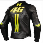 Dainese VR46 Jacket (rear view)