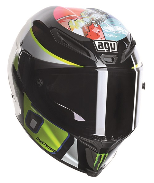 Valentino Rossi 'Wish You Were Here' (Pink Floyd) helmet replica