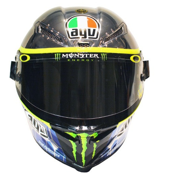 agv corsa valentino rossi mugello 2015 helmet mirror. Black Bedroom Furniture Sets. Home Design Ideas