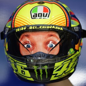 Valentino Rossi Winter Test Sepang