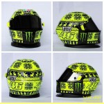 Valentino Rossi Ugly Sweater Helmet