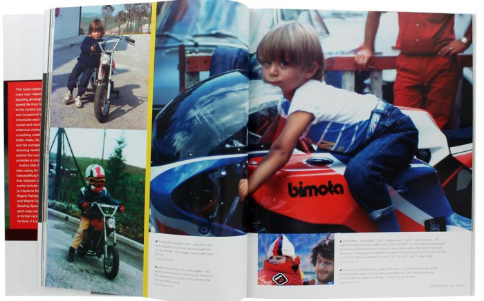 Valentino Rossi child