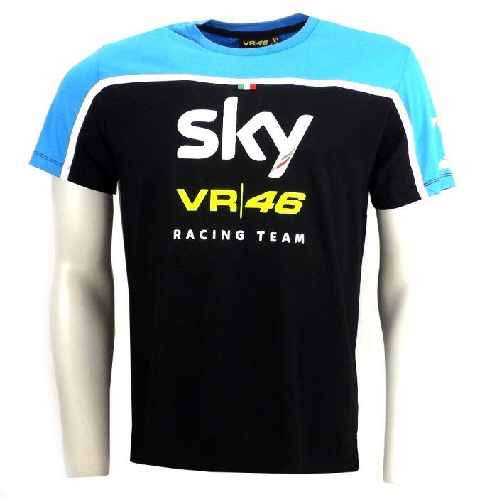 Valentino Rossi VR46 Sky Racing Team Official T-Shirt