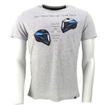 Valentino Rossi VR46 Sky Racing Team Helmets Moto3 Official T-Shirt