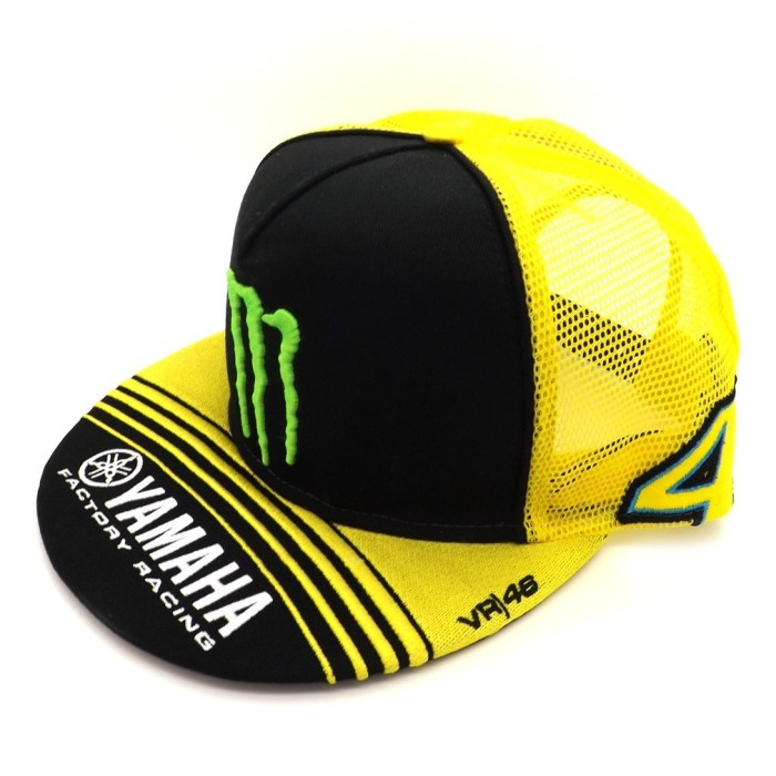 valentino rossi monster energy trucker cap valentino. Black Bedroom Furniture Sets. Home Design Ideas