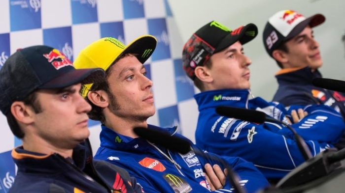 Valentino Rossi press conference